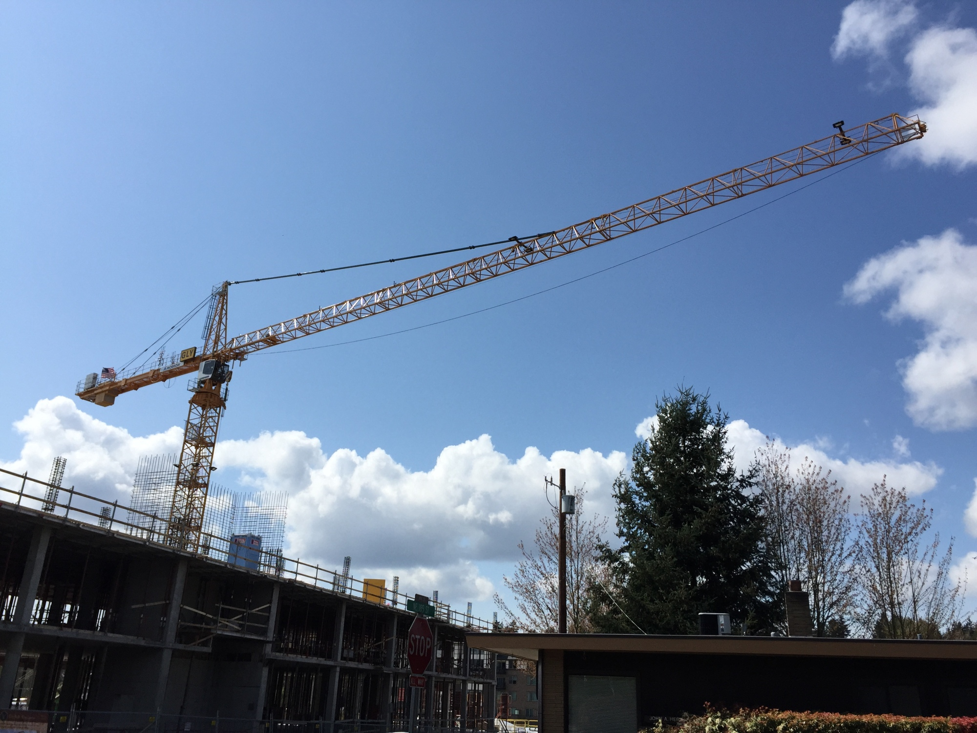 New construction of the Bothell's Court House