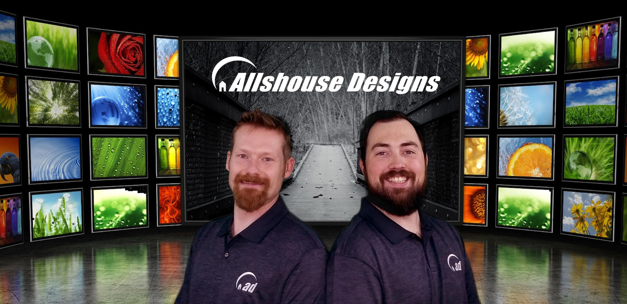 Allshouse Designs Owners Alec Allshouse and Matt McPherson