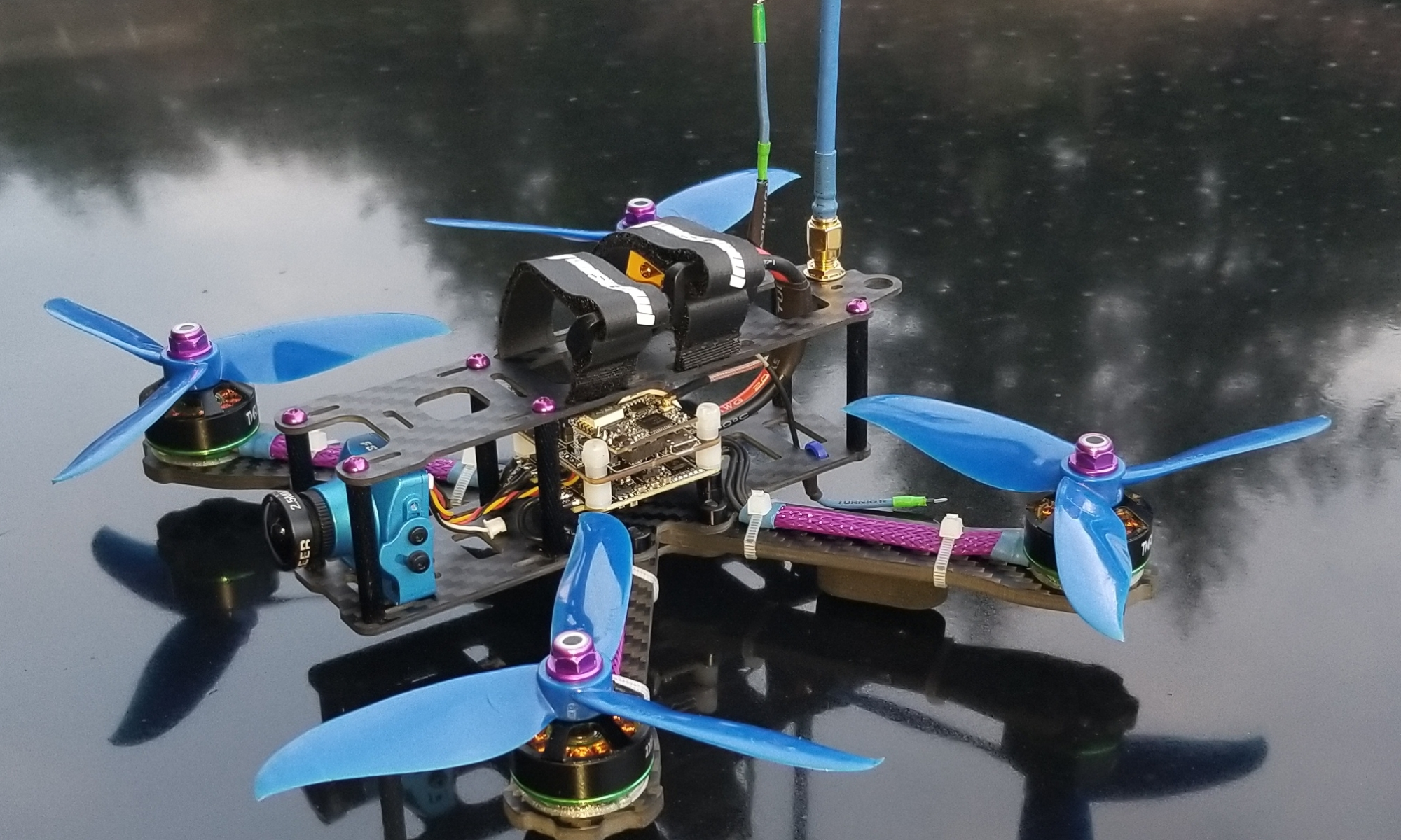 Allshouse Designs Racing Drone